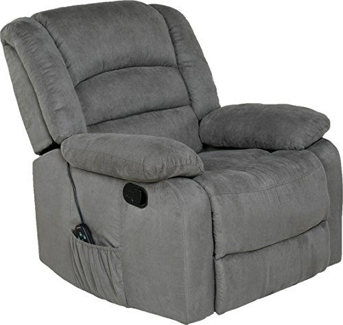 Relaxzen Massage Rocker Recliner