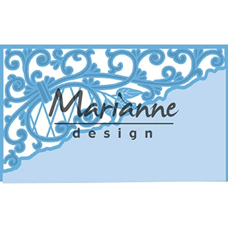 Marianne Design Cutting Die, Metal Blue, Small