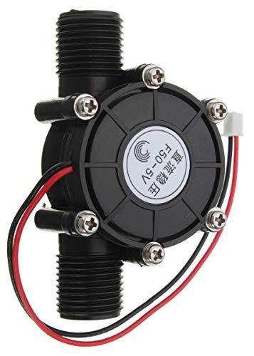 FTVOGUE Générateur de turbine à eau haute performance 10 W 0-80 V (5 V).