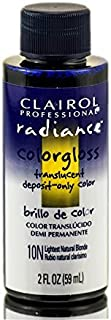 Clairol Professional Radiance Color Gloss - 10N - Lightest Natural Blonde