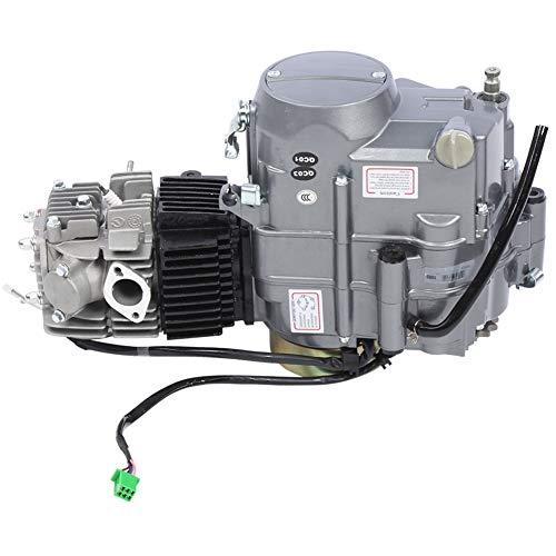 Alomejor Motor 125CC Motor de 4 Tiempos Bicicleta eléctrica Bicicleta eléctrica Accesorios de conversión para Motor eléctrico