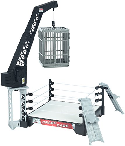 WWE DNV29 Crash Cage Playset