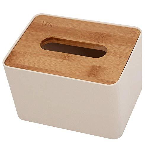 XIAOYA Caja De Papel De Colección De Coches Cubo Caja De Papel De Hogar Caja De Papel Estante De Mesa Acabado