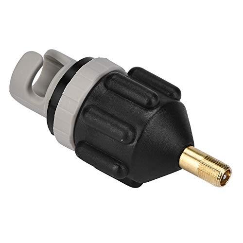 iFCOW Adattatore per Pompa SUP per Gommone Gonfiabile con Testa di Conversione per Pompa Gonfiabile con Attacco Valvola Aria Convenzionale Standard