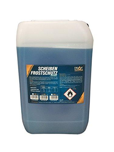 INOX® Arctic Scheibenfrostschutz Konzentrat, 25L - Frostschutzmittel Scheibenreiniger bis -35°C