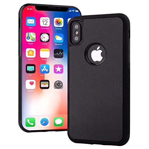 Custodia per telefono antigravità per iPhone 11 Pro Max Custodia in TPU con cornice Nano Aspirazione Cover per iPhone X XS Max XR 7 8 6 6s Plus