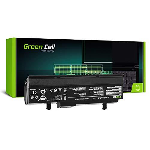 Green Cell Standard Serie A32-1015 Laptop Akku für ASUS Eee PC 1015 1015BX 1015P 1015PN 1215 1215B 1215N 1011PX 1016 VX6 (6 Zellen 4400mAh 10.8V Schwarz)