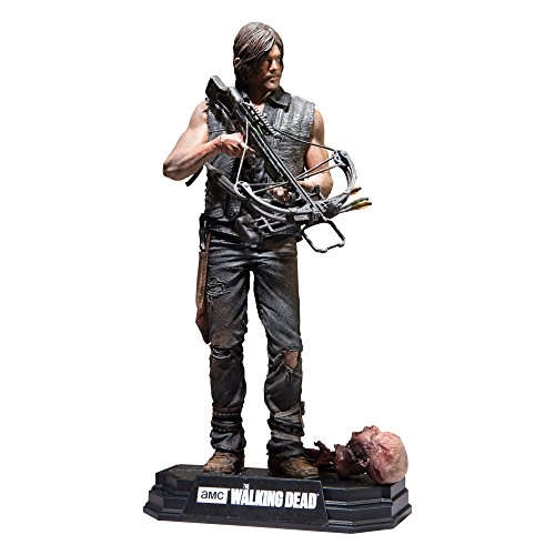 McFarlane The Walking Dead TV - Daryl Dixon 17cm Color Tops