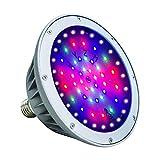 Waterproof LED Pool Light Bulb,120V...
