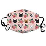 French Bulldog Anti-Dust Anti-Pollution Windproof Cover