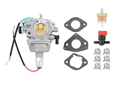 Carburetor Fuel Filter Valve Carb for Kohler Courage Courage SV710 SV725 SV730 SV735 SV740 SV830 Engine Motor Craftsman Lawn Tractor Mower Toro 59008 74375 74823 Replaces 32-853-12-S 32 853 08-S