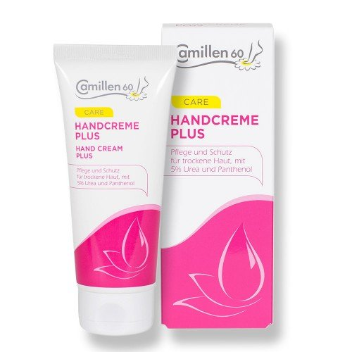 Handcreme Plus, 100 ml Tube Camillen 60