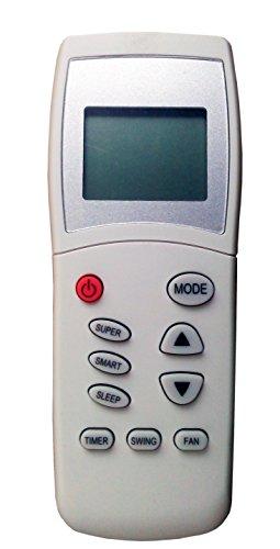 De Longhi 5550008900 Télécommande pour climatiseurs DeLonghi, Pinguino Kelon, Kenwood, Climatiseurs, Pompe à chaleur, Inverter
