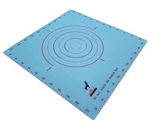 MOUNTAIN MEN 5Pcs 235mm*235mm3d Printer Heat Hot Bed Sticker Coordinate Build Surface Plate For Ender 3 Pro Ender-3 3d Printer Parts