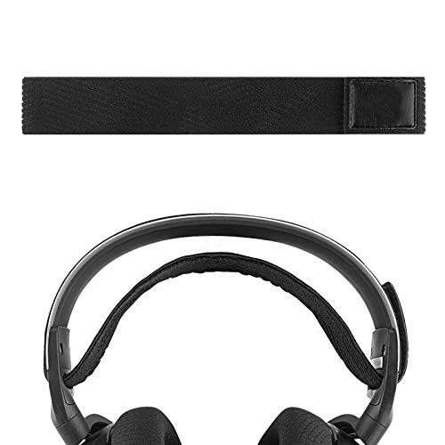 Geekria Bandeau de Remplacement pour SteelSeries Arctis 7 & SteelSeries Arctis Pro All-Platform Gaming Headset, Bandeau de Protection, Headphone Headband Cover