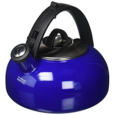 Cuisinart CTK-EOS2CBL Peak Tea Kettle, 2 quart, Cobalt Blue