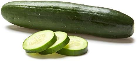 Organic Cucumber, One Count