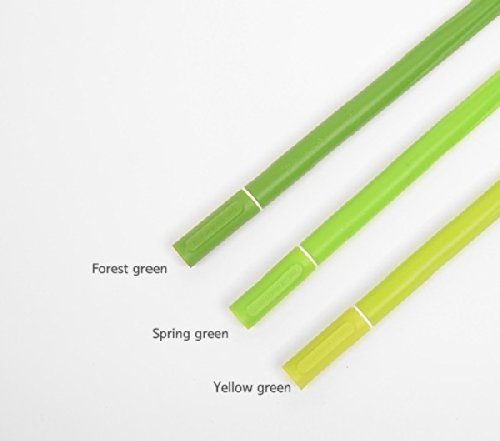 Kobert Goods Pooleaf Pen Planten Gras Stift half kamerplant, half balpen, gras pen frühlings-grün