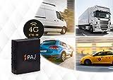 PAJ GPS Professional Finder 3.0 GPS- Marca Alemana- Localizador Protección Antirrobo de Coches, Motos y Camiones con conexión Directa a la batería- Seguimiento en Vivo (Version 4G)