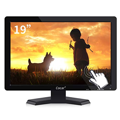 Cocar Touchscreen Monitor Bild