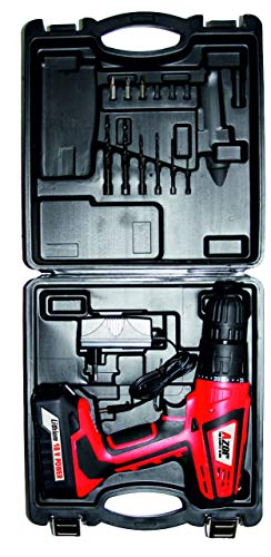 Azor TC-18-4134 Taladro percutor de batería de litio, 23.4