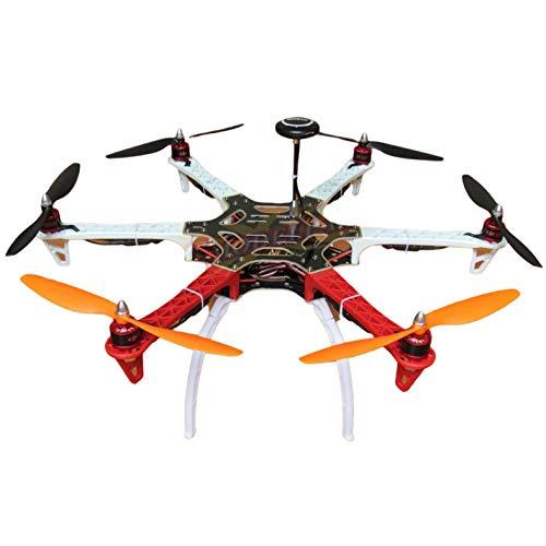powerday DIY F550 Hexacopter Kit Marco Kit & AAPM2.8 controlador de vuelo y 7 M GPS & 2212 920KV Motor sin escobillas & Simonk 30A ESC & 1045 Hélice