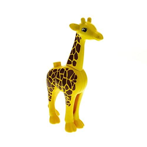 Bausteine gebraucht 1 x Lego Duplo Tier Giraffe groß gelb Stute Bauernhof Safari Zoo Zirkus 5634 4536267 bb441c01pb01