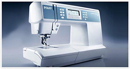 Pfaff Ambition Essential - Máquina de coser y mesa de extensión ...