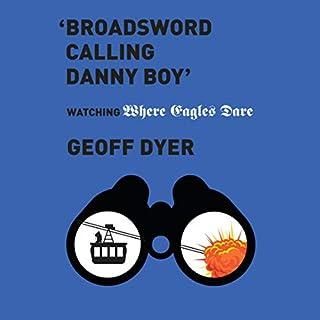 'Broadsword Calling Danny Boy' audiobook cover art