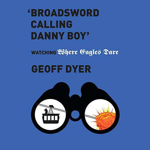 'Broadsword Calling Danny Boy' audiobook cover art