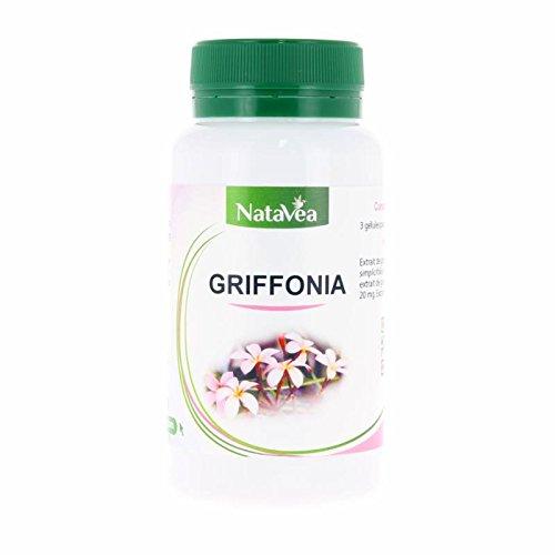 Griffonia–Equilibre émotionnel y serenidad–120Cápsulas