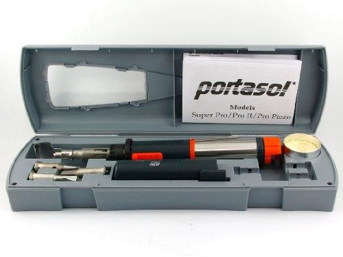 Portasol SuperPro Set Gaslöt-Set 625 °C 90 min inkl. Piezozünder