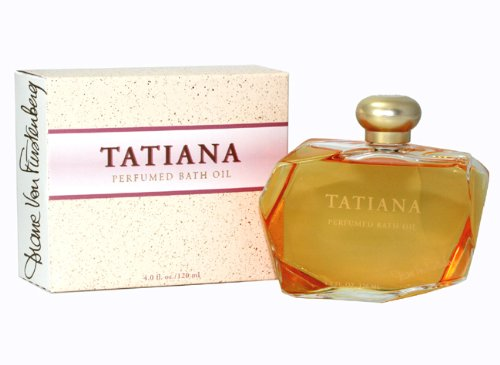 Tatiana 118 ml Bath Oil for Women