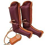 Wanforjewellery Masajeador de Pies y Piernas, Masaje de presión por Aire, Mejora la circulación sanguínea y pies cansados, previene Varices