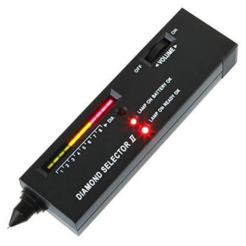MOVKZACV Diamond Tester, Electronic Diamond Tester Pen, Diamond Selector,...