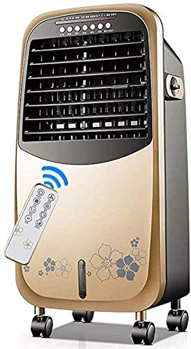 Stille bladloze ventilator, huishoudelijke verticale koelkast-airconditioning, draagbare kleine mobiel, gebruikt in slaapkamer, slaapzaal