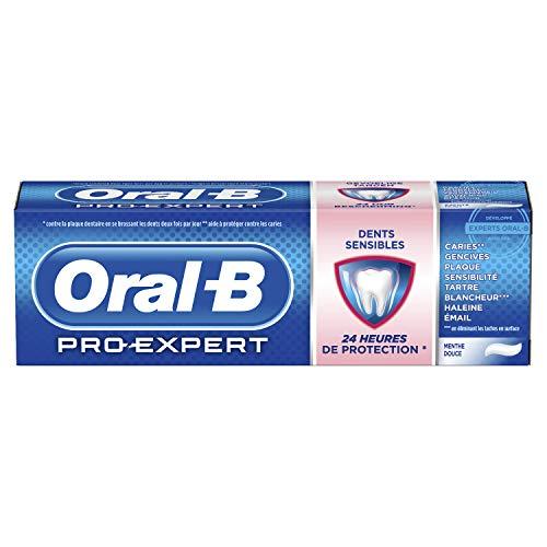 Oral B Tandpasta Pro Expert Sensitive Whitening, 75 ml
