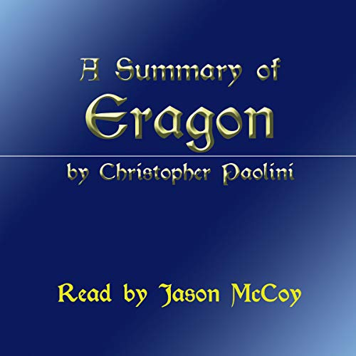 A Summary of Eragon (The Inheritance Cycle) Titelbild