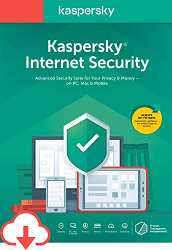 Kaspersky Internet Security | 1 Device | 1 Year [Subscription]
