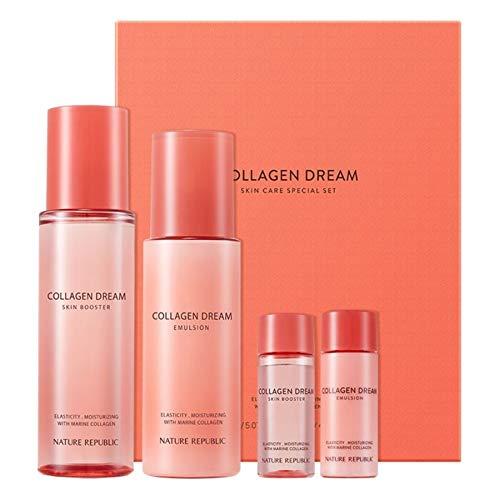 Nature Republic Collagen Dream Special Set 1 set de 4 piezas
