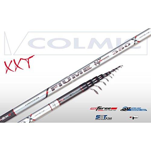 Colmic Fiume NX 35 Gr 6 m 35 g Caña Boloñesa Pesca Rio