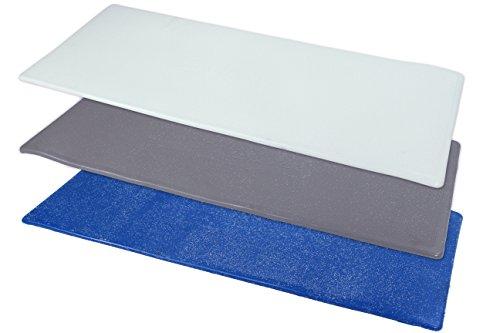 Water Sports Body Saver Mat, Anti-Fatigue Mat, Boat Mat (White)