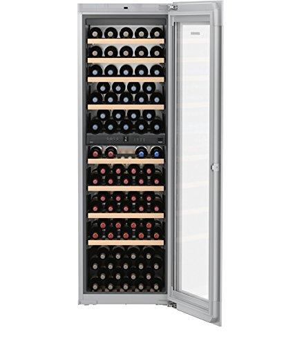 Liebherr EWTgw 3583 - Enfriador de vino (Integrado, Gris, Gris, 10 estanterías, 1 puerta(s), Blanco)