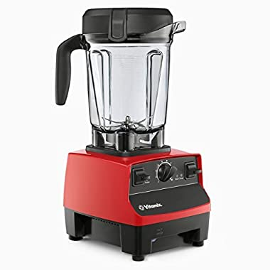 Vitamix 5300 Blender, Red