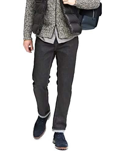 BANANA REPUBLIC Dark Wash Slim Fit Jeans, Rinse Wash, 100% Cotton (36x30)
