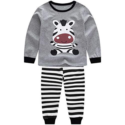 Pijama para niños y niñas (Cebra, 100)