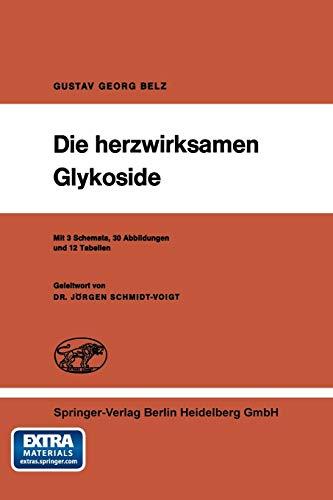 Die herwirksamen Glykoside (German Edition)
