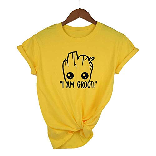 T-Shirt Frauen Star Wars Anime Baby Pop Sommer lustigT Shirt Cool TopsTshirt