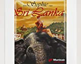 AZSTEEL Travel Art Sri Lanka Print Poster Vintage Home