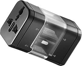 Insignia NS-TAPS5 Global Travel Adapter Kit Black